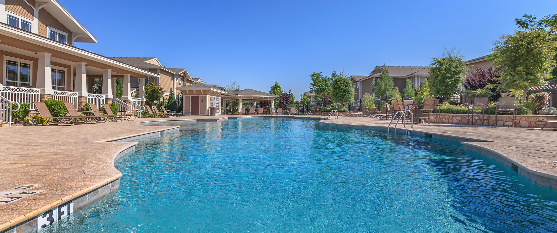 The Bungalows At Hueco Estates Apartments In El Paso Tx